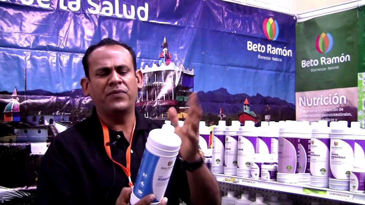 3f67876a2b HERBOLARIA BETO RAMON EN LA 1ra EXPO ESTAR SALUDABLE - YouTube