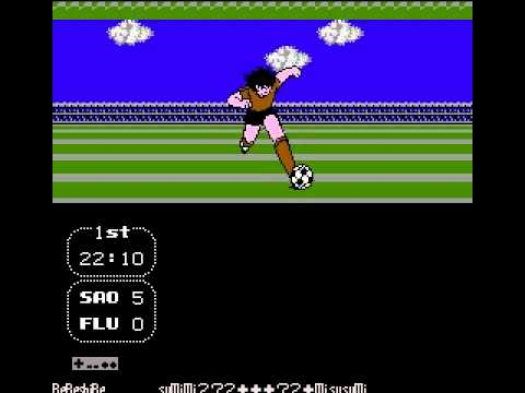Captain Tsubasa Vol 2 Hack Flash 2011 por Gabriel