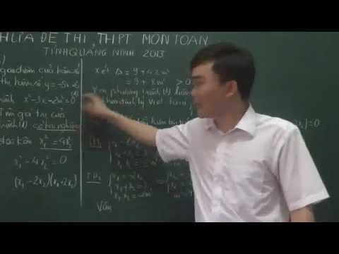 Đáp án đề thi tuyển sinh vào lớp 10 môn toán Quảng Ninh 2013 P1 [Ontoan.vn]