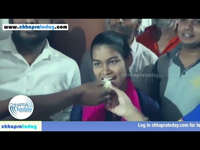 मैट्रिक परीक्षा में छपरा की तनु ने हासिल किया दूसरा स्थान | Chhapra Today