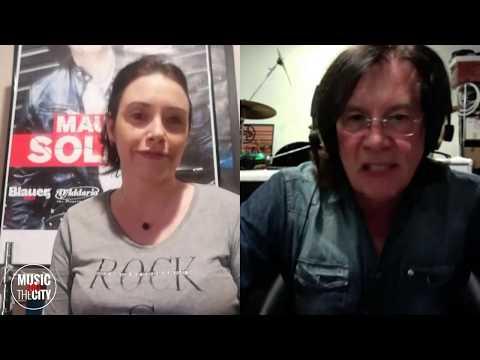 Intervista Video Racconto a Maurizio Solieri (speciale quarantena) PARTE 2