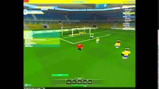 Roblox Fifa World Cup 2014