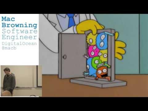 Mac Browning - Bringing Consul to Production