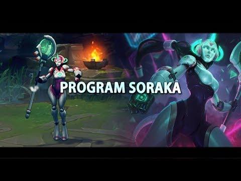 League of Legends - Program Soraka Skin Spotlight