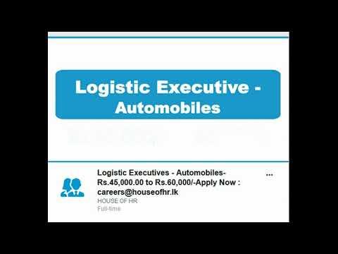 Logistic Executive