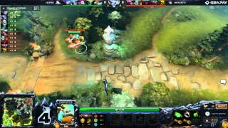 Empire vs Monkey Business - Game 3 - Summit 4 Europe - LD & WinteR