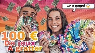 100€ DE JEUX À GRATTER