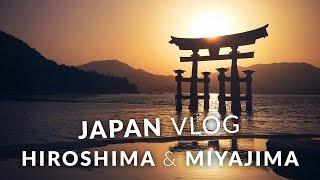 Japan Vlog - Hiroshima & Miyajima ・ 広島 & 宮島