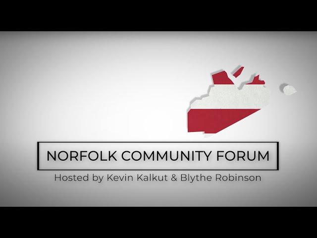 Norfolk Community Forum - Episode 001