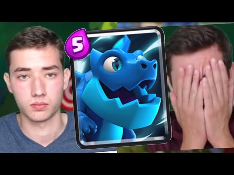 🤕Autsch! Frust Mit Besten ELEKTRODRACHE DECK! | Neues Meta Deck | Clash Royale Deutsch