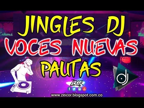 JINGLES DJ  - PLACAS DE DJ - NOMBRES DJ - CUÑAS RADIALES - SONIDOS DJ - Zeicor