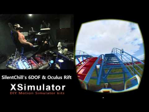 BEST EVER REACTION !!! Oculus Rift + 6DOF Motion + Nolimits2 Sheikra