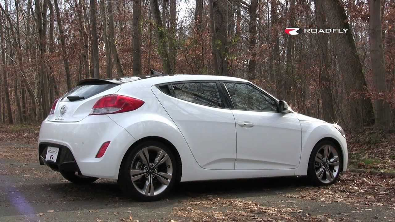 Hyundai Veloster 2012 Test Drive Amp Car Review By Roadflytv