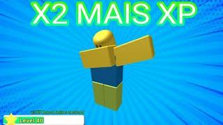 Roblox: COMO TER XP EM DOBRO NO DESTRUCTION SIMULATOR