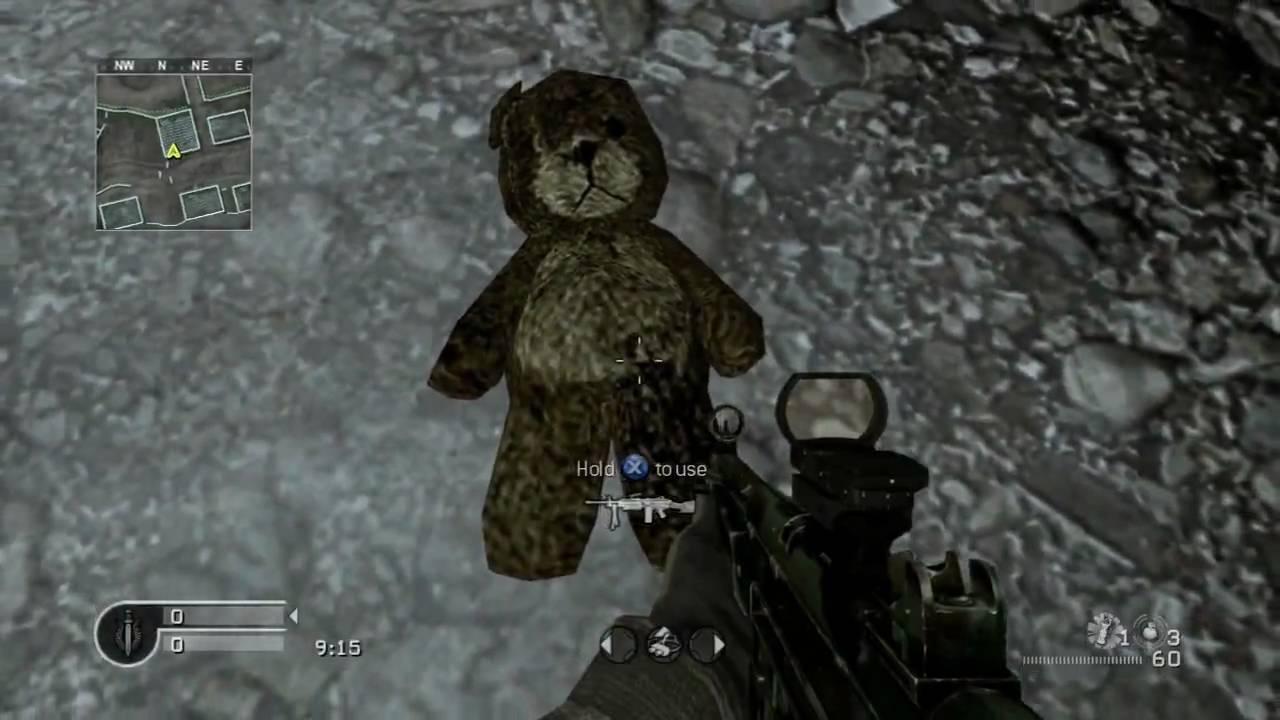 5 Easter Eggs yang ada di game Call of Duty.
