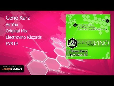 Gene Karz - As You (Original Mix)