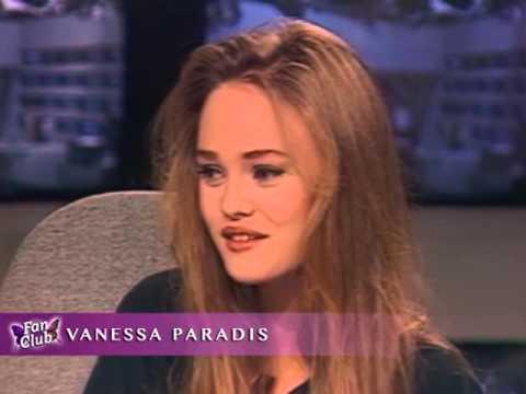 VANESSA PARADIS - JT TF1 du 22 décembre 1990