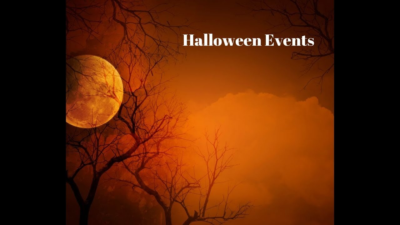 Halloween Events 2019🧟♂️🎃