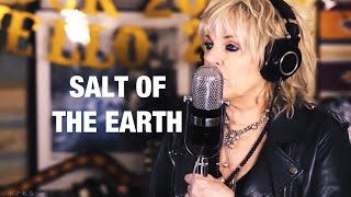Lucinda Williams - SALT OF THE EARTH (Rolling Stones Cover)