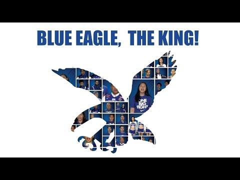 Blue Eagle, The King!