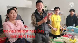 Movie Valentine's Day Lom Zem Heev FEBRUARY 14/2021