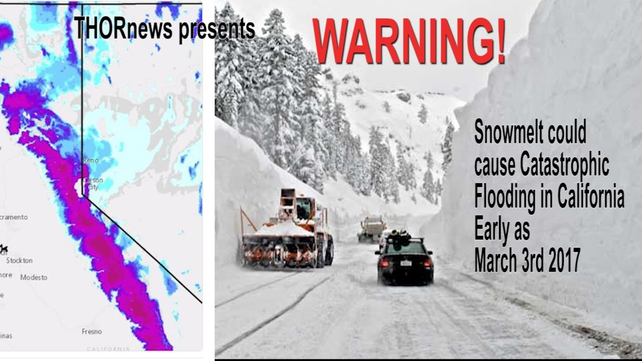 Study: California's seasonal rain and snow triggering earthquakes