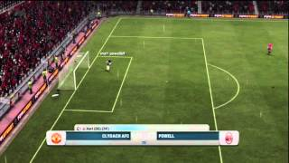 FIFA 12 | My Biggest Win EVER ! | I Beat a guy 40 - 0 !!!!
