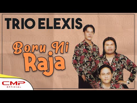 Trio Elexis - Boru Ni Raja (Official Lyric Video)