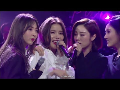 [MAMAMOO] Primary - ? Question Mark on SBS Party People