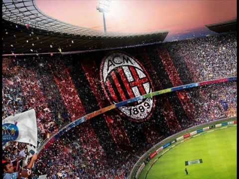 Ac Milan (Official Anthem) - YouTube