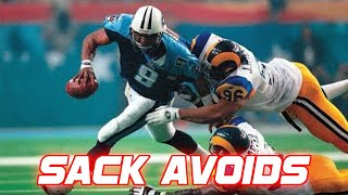 NFL Best Sack Avoids of All-Time (QB Scrambles)