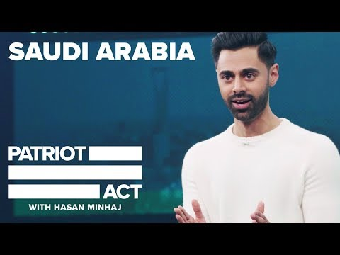 Saudi Arabia | Patriot Act with Hasan Minhaj | Netflix - YouTube