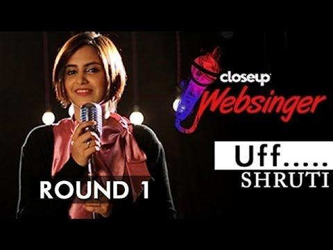 Uff - Bang Bang | Shruti Prakash Feat. Tajinder Singh | #CloseUpWebsinger