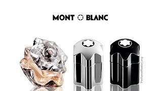 Mont Blanc Perfume Collection 2015