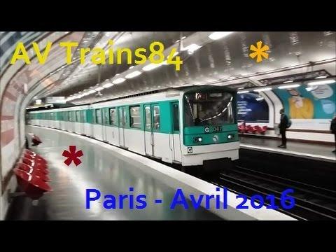 Compilation de mon voyage à Paris (1)