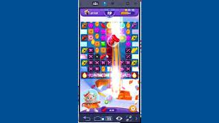 preview demo, new game: Candy Crush Friends Saga Level 104 ~ Tiffy Friend
