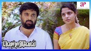 Vetrivel Movie Emotional Scene   Nikhila Gets Kidnapped Instead of Varsha   Sasikumar   Prabhu