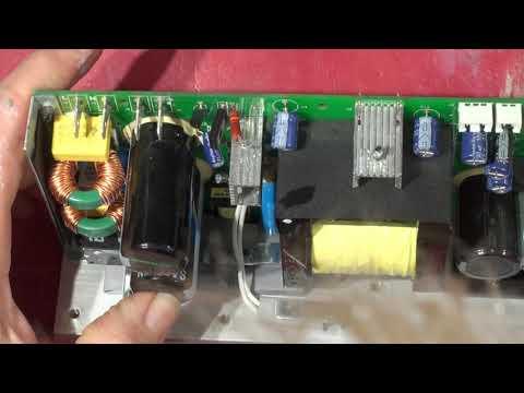 Download JBL 518S Power supply Repair and Reliability Modification  JBL 443227-001 Repair