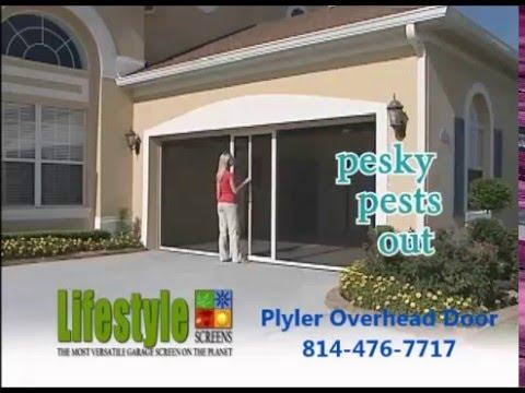 Lifestyle Screen Commercial Plyler Overhead Door Company