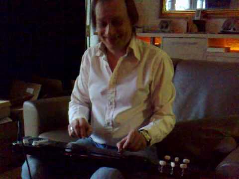 René Saldi live on the lapsteel!