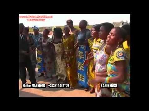 Bana Bandundu 1/2_MAÎTRE MASENGO Et Son Groupe Dilunga de Pay-Kongila