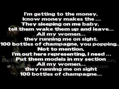 lloyd banks - wake up LYRICS [HD] [lyrics on screen]