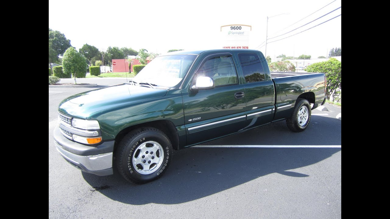 Sold 2001 chevrolet silverado ls 1500 vortec meticulous motors inc florida for sale youtube