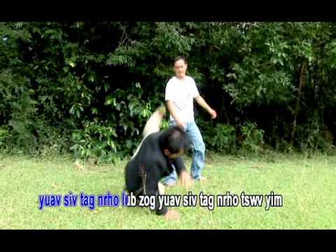Lee Kong Xiong - Tsis Kam Swb Koj Rau Luag