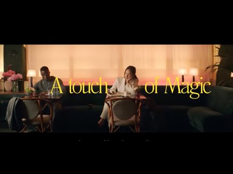A touch of Magic starring Nicole Warne |  Massimo Dutti
