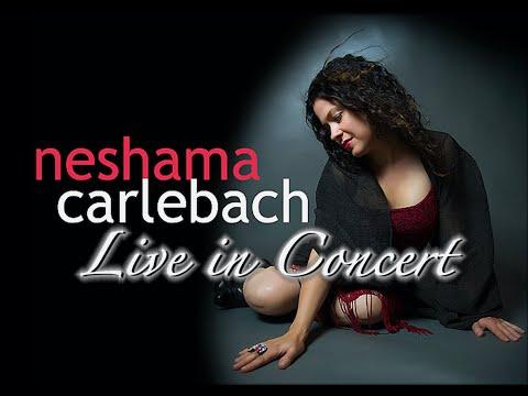 Neshama Carlebach: Live In Concert