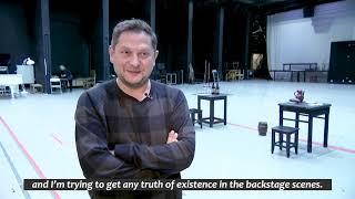 Опера «Севильский цирюльник» (репетиции)/«Il Barbiere di Siviglia» opera (rehearsals)