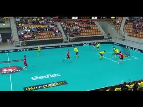 Czech Republic - Sweden - Live från Helsingborg Arena