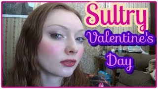 Valentines Day Sultry Makeup Tutorial Thumbnail
