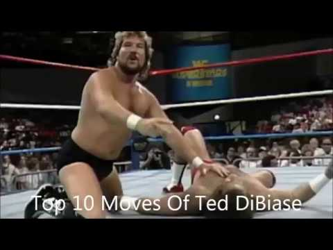 Top 10 Moves Of Ted DiBiase